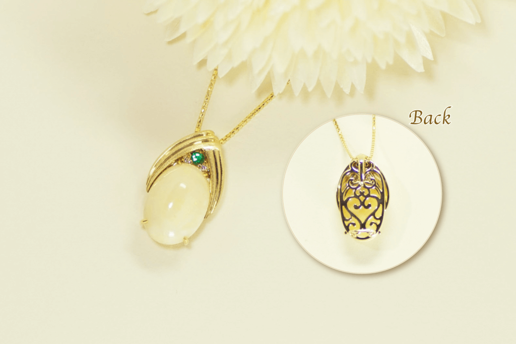Gemstone model ★ pendant